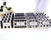 Bold Classics Printable Place Card Collection New Color Options