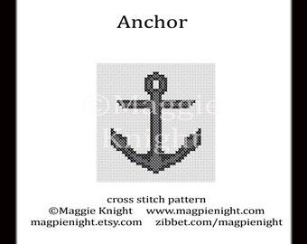 Anchor original PDF cross stitch pattern