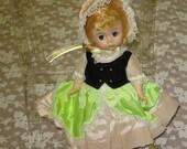 RESERVED FOR JULIE Vintage Madame Alexander Doll, Bo Peep
