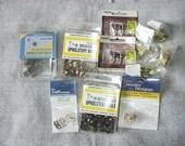 Cigar Box Purse Supplies, Nails, Latches, Feet