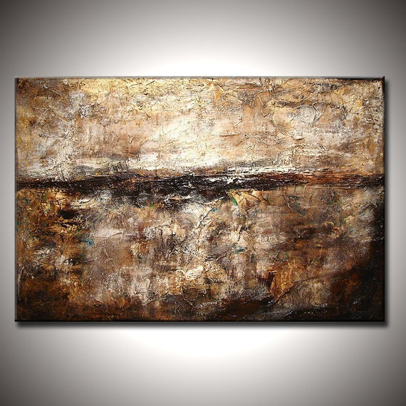 Abstract Painting Original Modern Abstract by ...