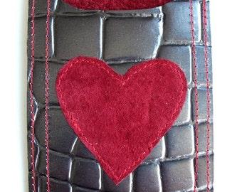 SALE! Heart Card Sleeve