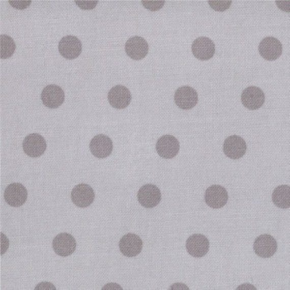 SUPER SALE.... Walk in the Woods from Aneela Hoey for Moda, Simple Dots in cloud, 22 inches left