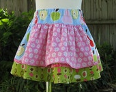 Boutique Apron Twirl Skirt