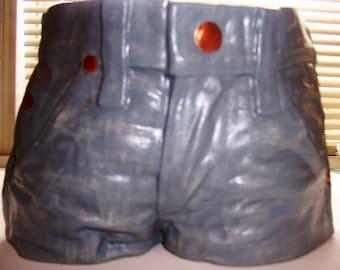 Jeans Planter
