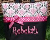 diaper bag//Personalized diaper bag, Personalized handmade diaper bag//girl diaper bag//baby shower gift