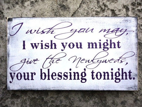 Vintage Wedding Sign, Guest Table, Wish Table. 10 X 18 inches. I Love You Sign, Fairy Tale Sign, Reception Table Sign, Bridal Wedding Sign.
