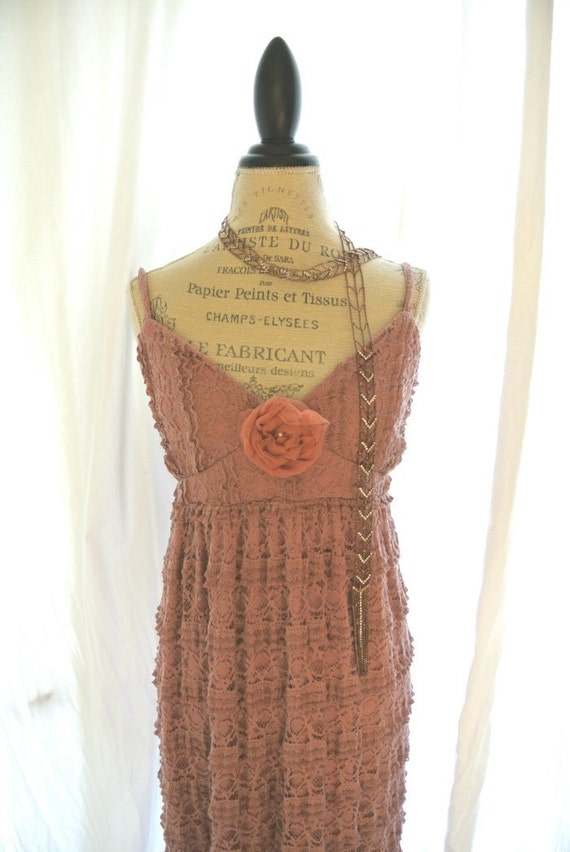 Gypsy cowgirl lace maxi dress, romantic, boho,farm girl chic, womens clothing, bohemain, beach, sundress