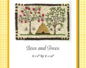 Bees and Trees Miniature Knotwork Kit