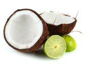 Soy Tart Candle Melts..3.5oz...Coconut Lime and Verbena square melt tarts