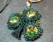 Trefoil (beaded pendant)/ PDF