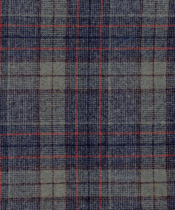 3342 Felted 100 Percent Woven Wool Pendleton Wool