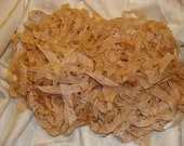 Cameo Beige Sugar Shabby Vintage Seam Binding