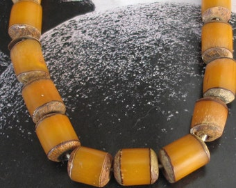 10 pieces Horn Beads