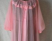 vintage pink lingerie