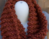 Free Shipping Spice Loose Classic Cozie aka Cowl Infinity Scarf