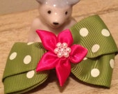 The Green Collection Hair Bows
