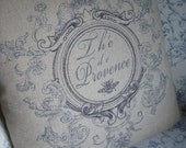 Provence Linen French Pillow Slip