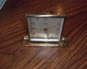 Square Clock for Dresser or Vanity