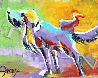 DogStyle-2 ORIGINAL painting