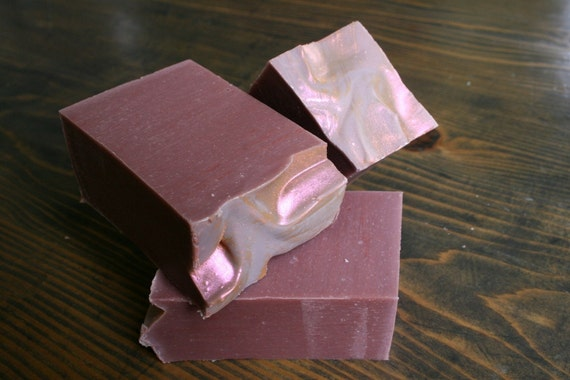 Mystical Patchouli Beer Soap