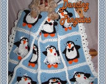 Crochet Dragonfly Baby Blanket Pattern : Dragonfly Dreams Crochet Baby Afghan or Blanket Pattern PDF