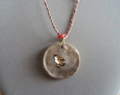 Young and Free Bird Necklace