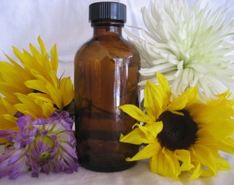 Aromatherapy Oil - Custom Blended for you -  8FLOZ - Aromatherapy Massage Oil
