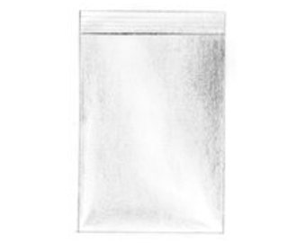 25 - 4x6 Poly Ziplock Bag