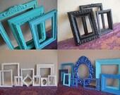 Custom Frame Collection-Customer Choice of Three Custom Frames