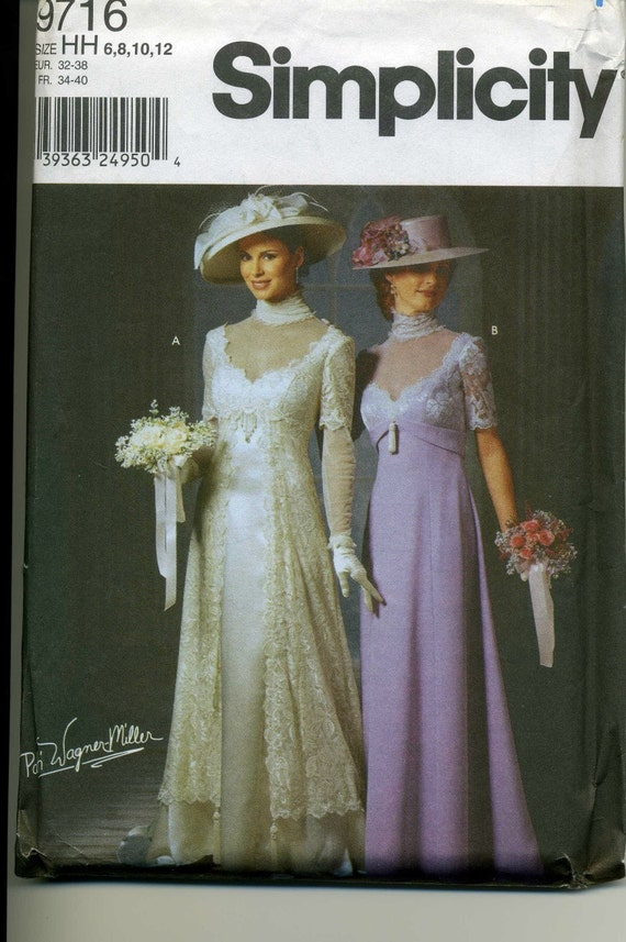 edwardian gowns costumes hats pattern patti by coconutpie