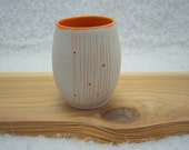 Inlay Cup in Orange 2