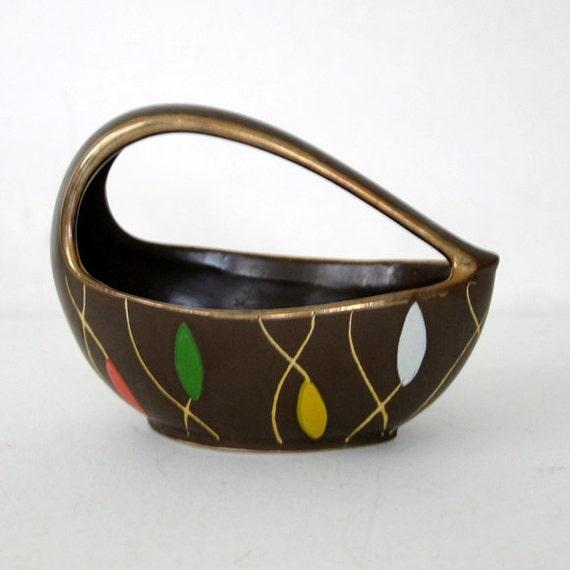 Mid Century Pottery Germany