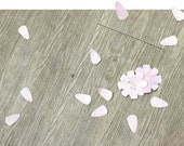 Floral Cosmos Cherry Blossom Sticker Sticky Notes