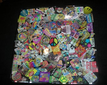 60's Hippie Plate sixties
