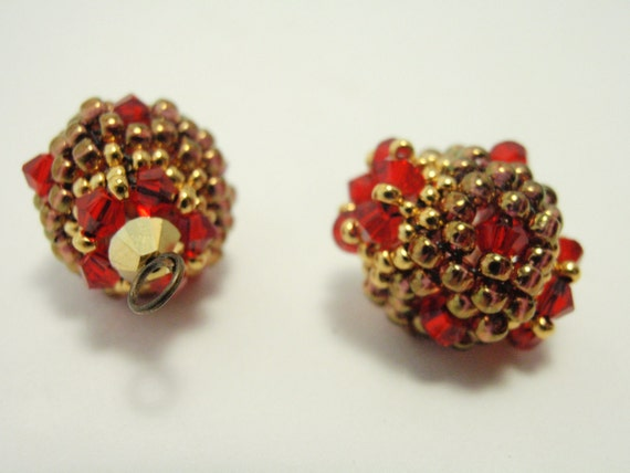 Beading Tutorial for Torch Beaded Bead