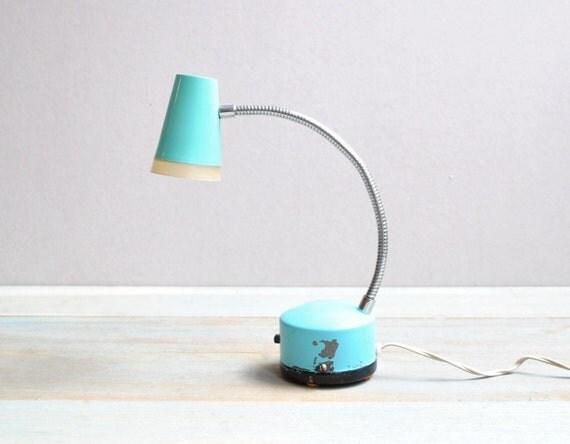 Small Vintage Task Lamp