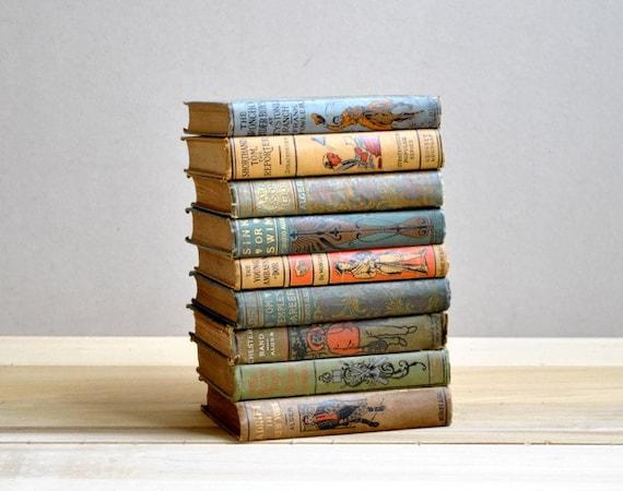 Antique Children's Books