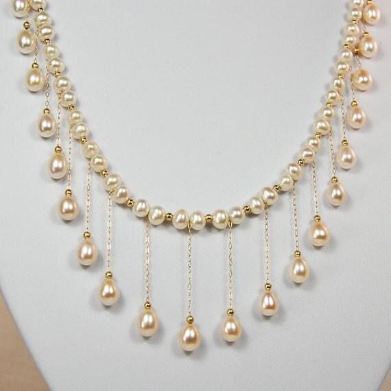 Vintage Imperial Pearl Syndicate Real Pearls