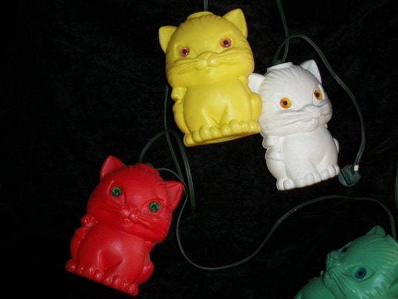 Cats RV Party Lights