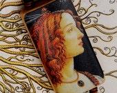 RESERVED for indiamike Leeward Lady Beaded Lanyard