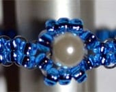 Cute, Simple Seed Bead Ring Size 1 to 12 / Custom Made