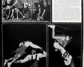 Congeroo Harlem Dance British Sailor 1941 Life Magazine