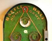 1930's Baffle Ball Game