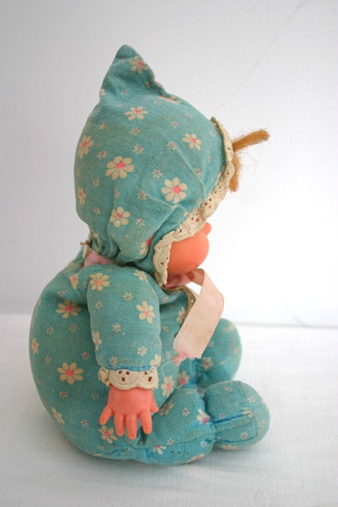 Vintage Baby Beans Talking Doll