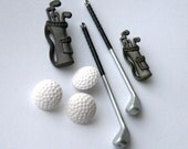 Golf Theme buttons