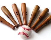 Baseball Bats Theme buttons