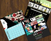 PRINT IT YOURSELF 2010 CALENDAR