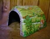 Marx Tin Litho Rail Road Train Tunnel Toy