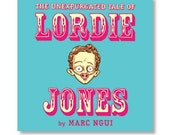 Comic book Lordie Jones